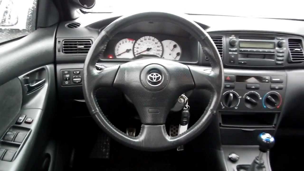 2008 toyota hatchback manual parts