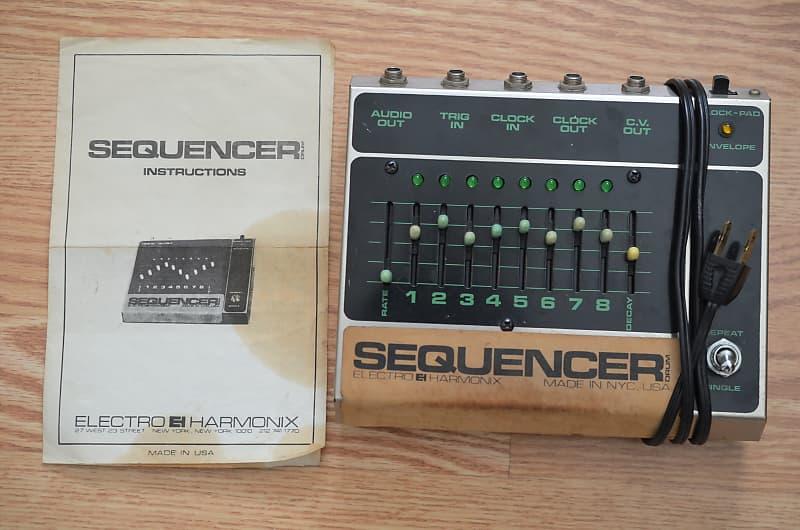 ehx bass micro synth manual