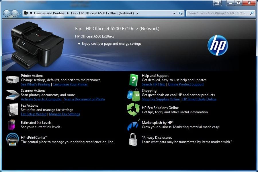 hp 4500 desktop printer manual