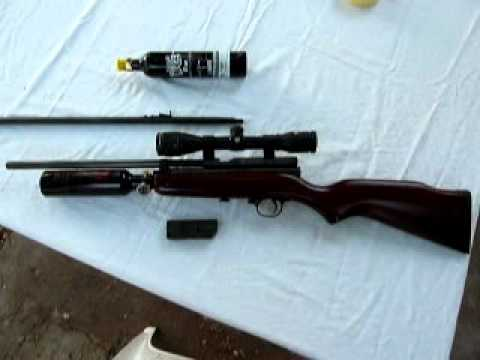 beeman gs1000 air rifle manual