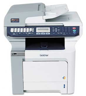 brother mfc 9840cdw printer manual