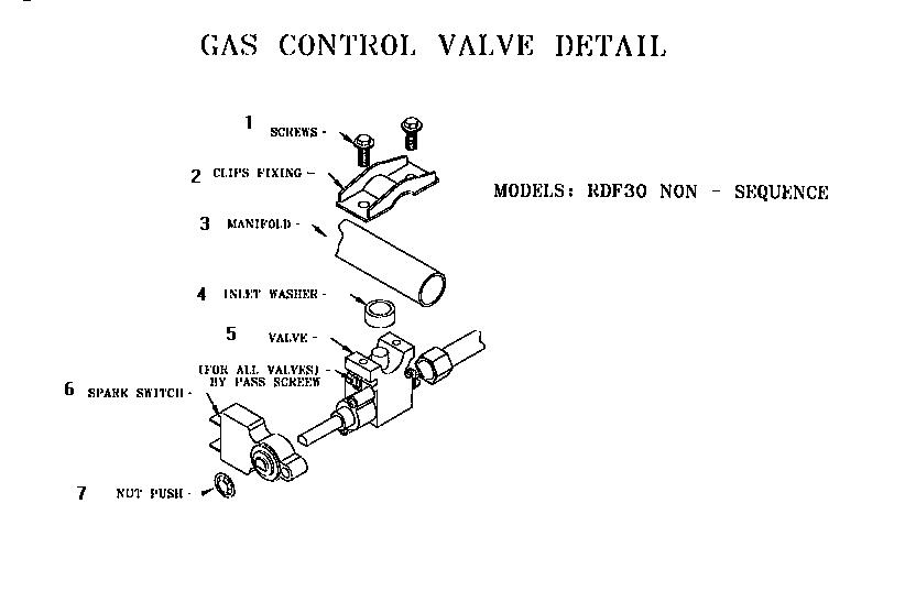 older noma timer models manuals