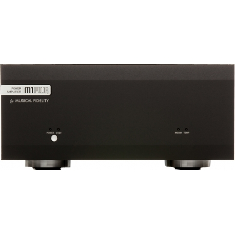 musical fidelity m1 pwr manual