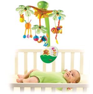 tiny love sweet island dreams mobile instruction manual