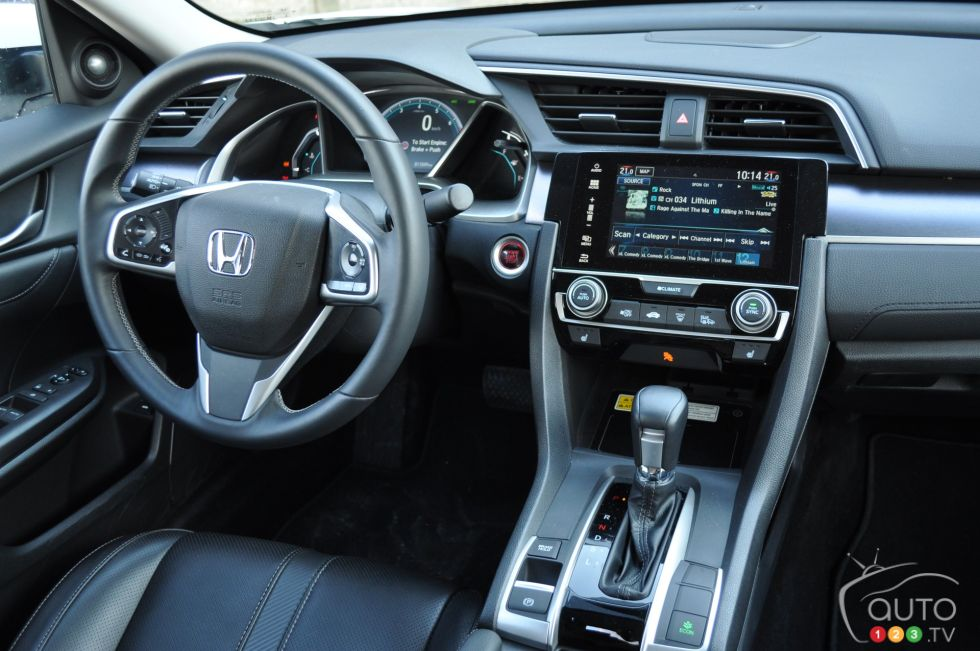 honda civic touring 2016 coupe manual