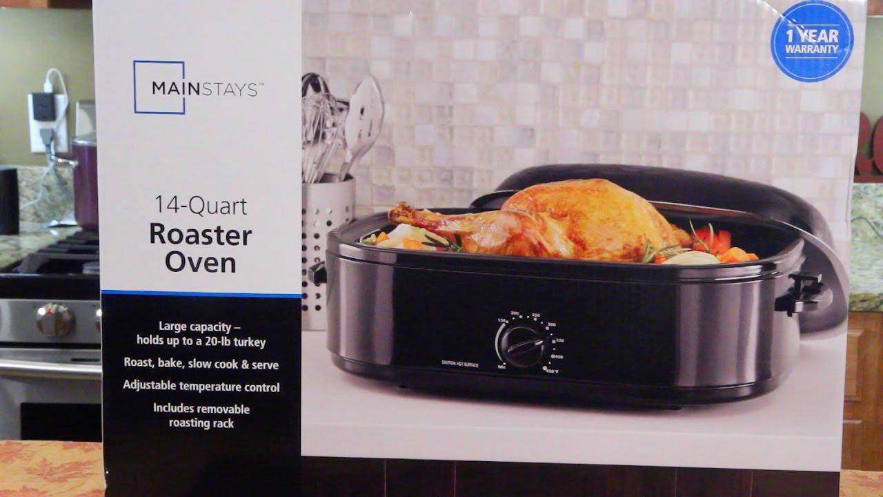 rival black oven roaster 16 qt manual