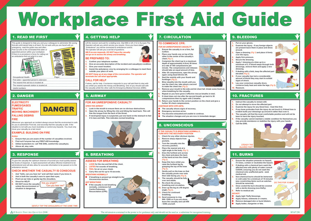 safety and health requirements manual pdf