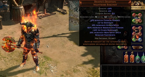 manual graphuics settings in path of exile