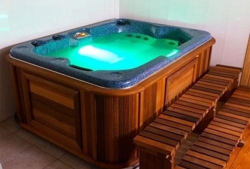 arctic fox hot tub manual