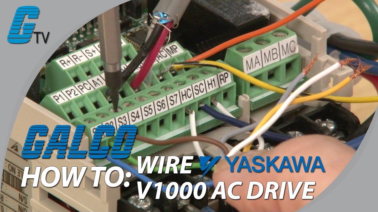 yaskawa ac drive a1000 manuale