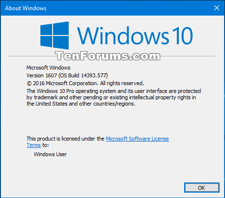 manually download windows version 14393