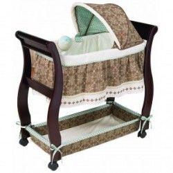 summer infant classic comfort wood bassinet w3204mp67001 manual