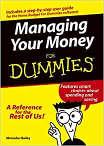 my budget book user manual