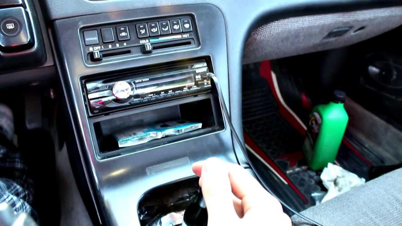 auto to manual swap s13 now speedo not working