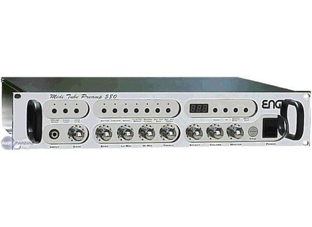 engl tube preamp e530 manual