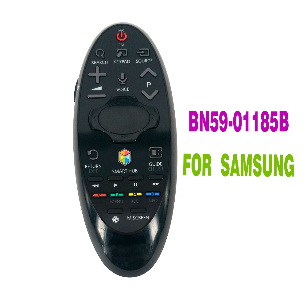 samsung smart hub remote control manual