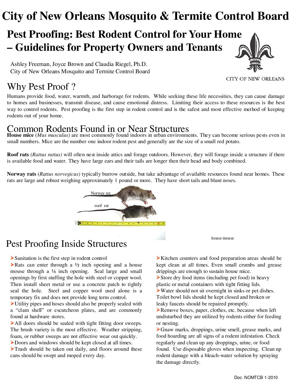 integrated pest management manual pdf