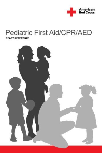 heartsaver pediatric first aid cpr aed instructor manual