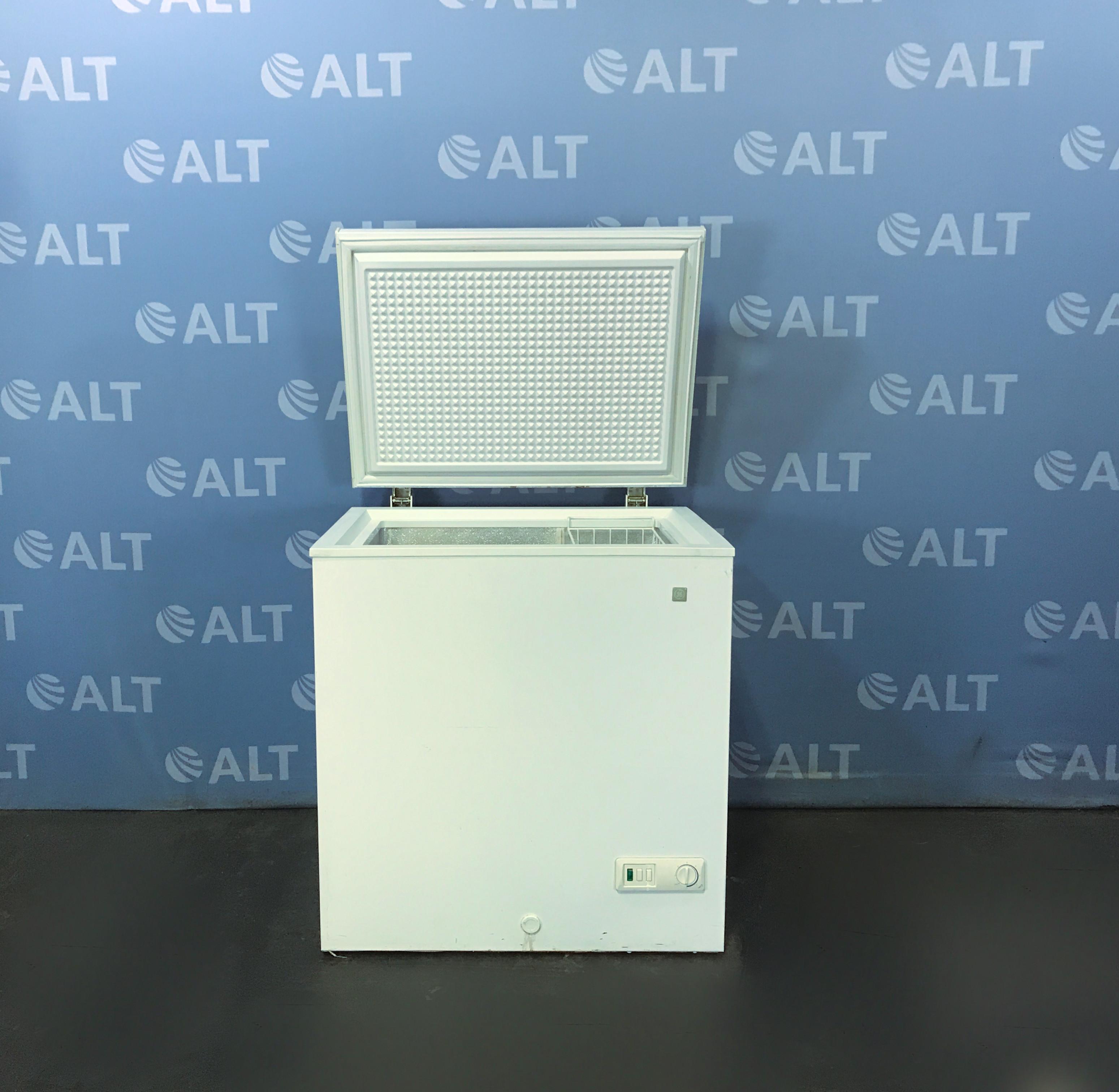 ge 5 cu ft chest freezer manual