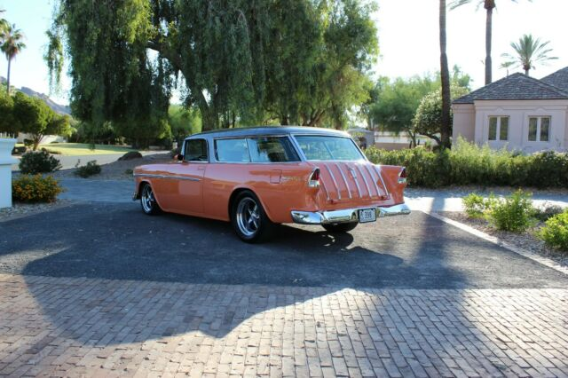 1955 chevy nomad manual shift for sale