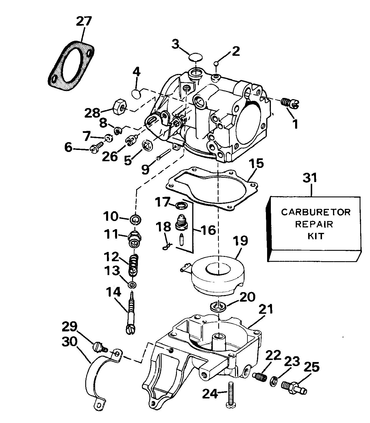 1989 johnson 40hp tjelcec manual