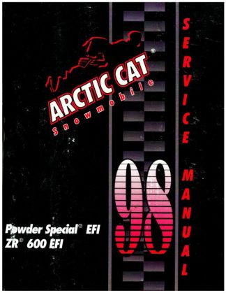 1992 arctic cat jag deluxe online service manual