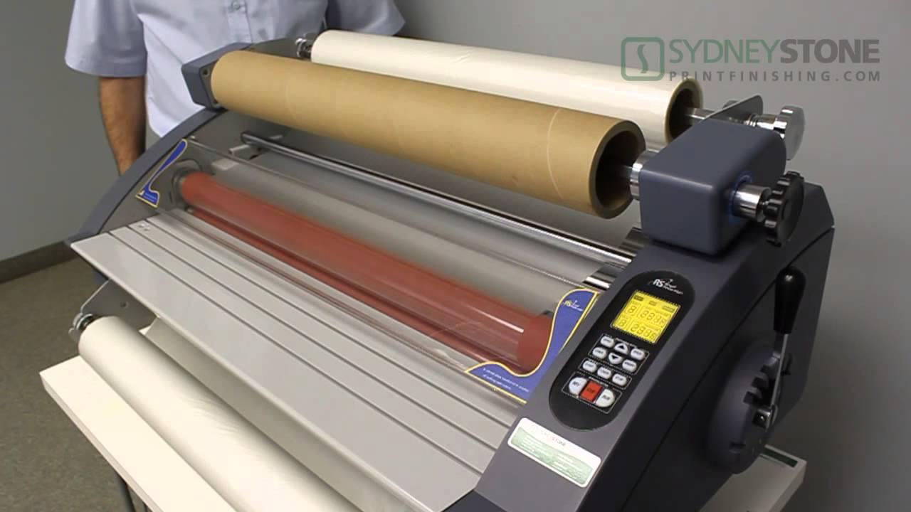 royal sovereign laminator rsl-2702 manual