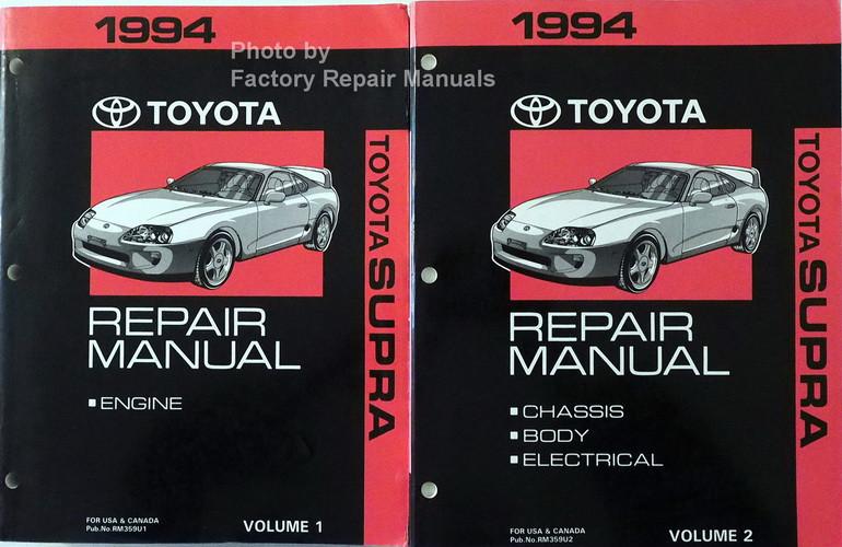 1994 eagle summit repair manual
