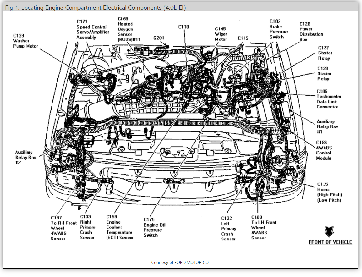 1997 ford crown victoria police interceptor owners manual