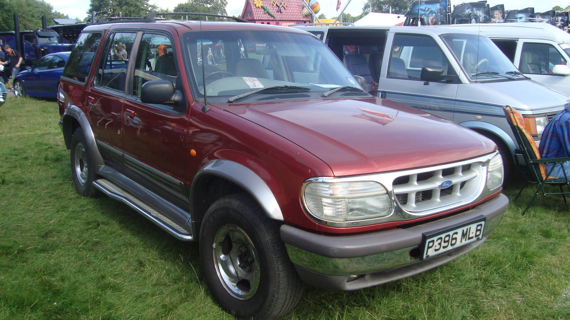 1997 ford explorer sport owners manual
