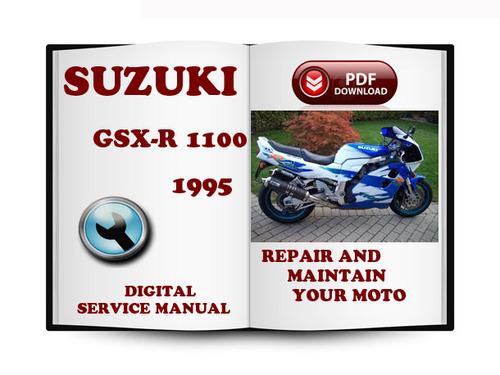1997 gsxr 1100 service manual