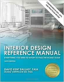 kindle version for interior design reference manual