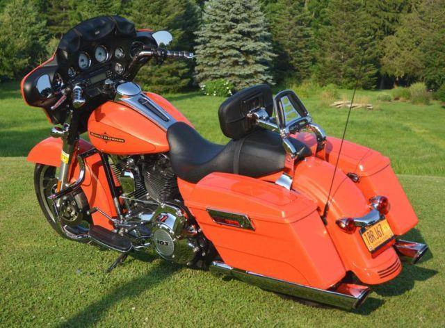 2008 harley davidson flhx owners manual