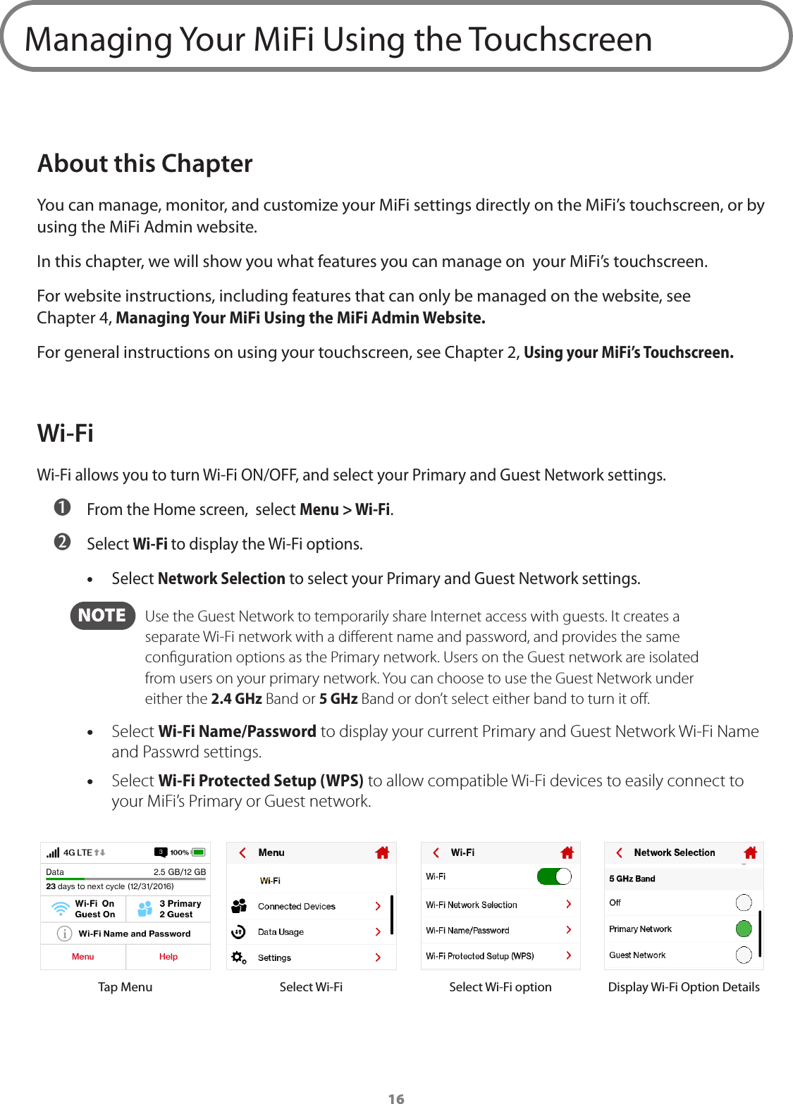 novatel wireless mifi 6630 manual