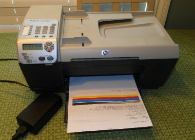 hp officejet 5510 all-in-one printer fax scanner copier manual