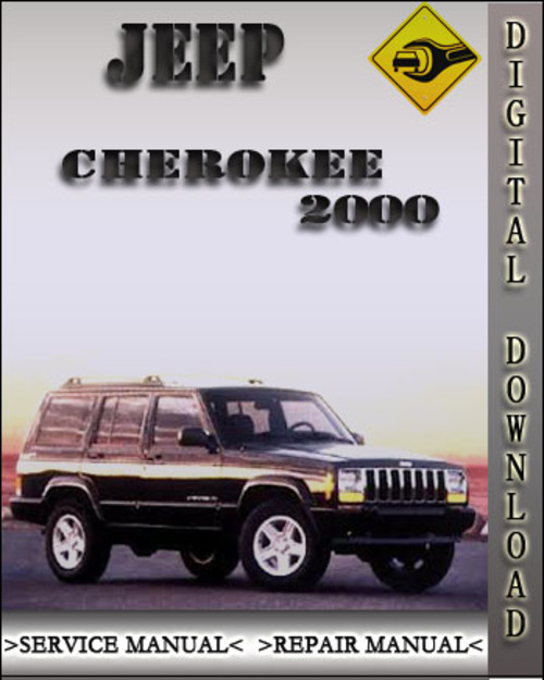 2000 gmc jimmy factory service manual