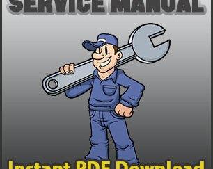 2001-2006 mercury mercruiser 5.0l 5.7l 6.2l service manual pdf