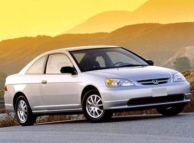 2001 honda civic dx manual coupe