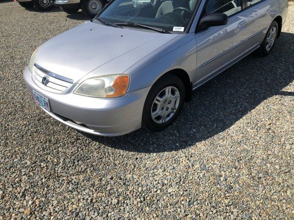 2002 honda civic dx manual coupe
