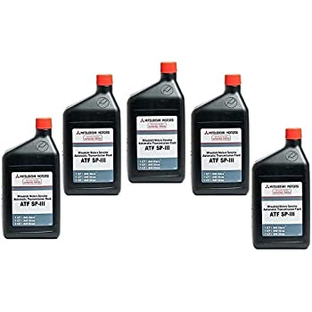 2003 mitsubishi lancer manual transmission fluid