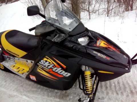 2003 ski doo rev 600 ho manual