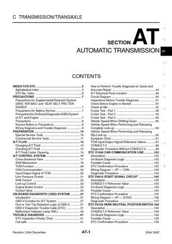 2004 nissan 350z automatic vs manual