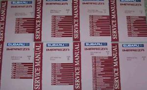 2005 subaru impreza shop manual