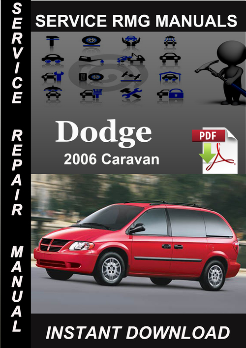 2006 dodge grand caravan shop manual