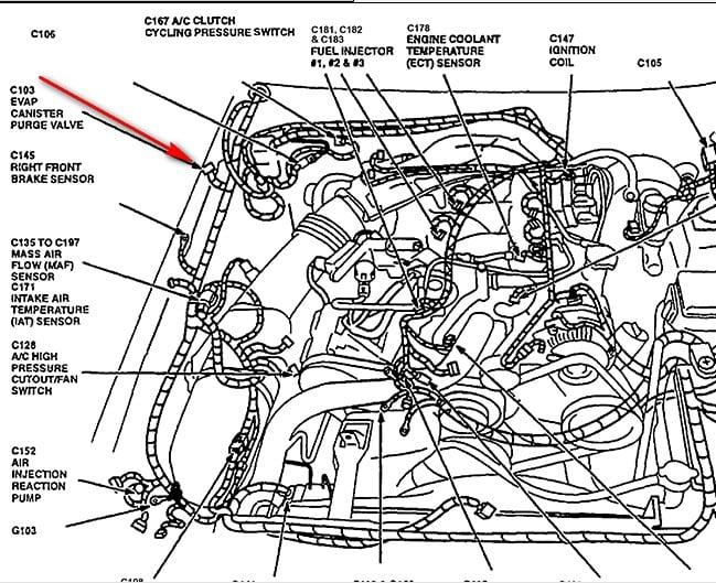 2008 ford escape 2.3 4cyl service manual