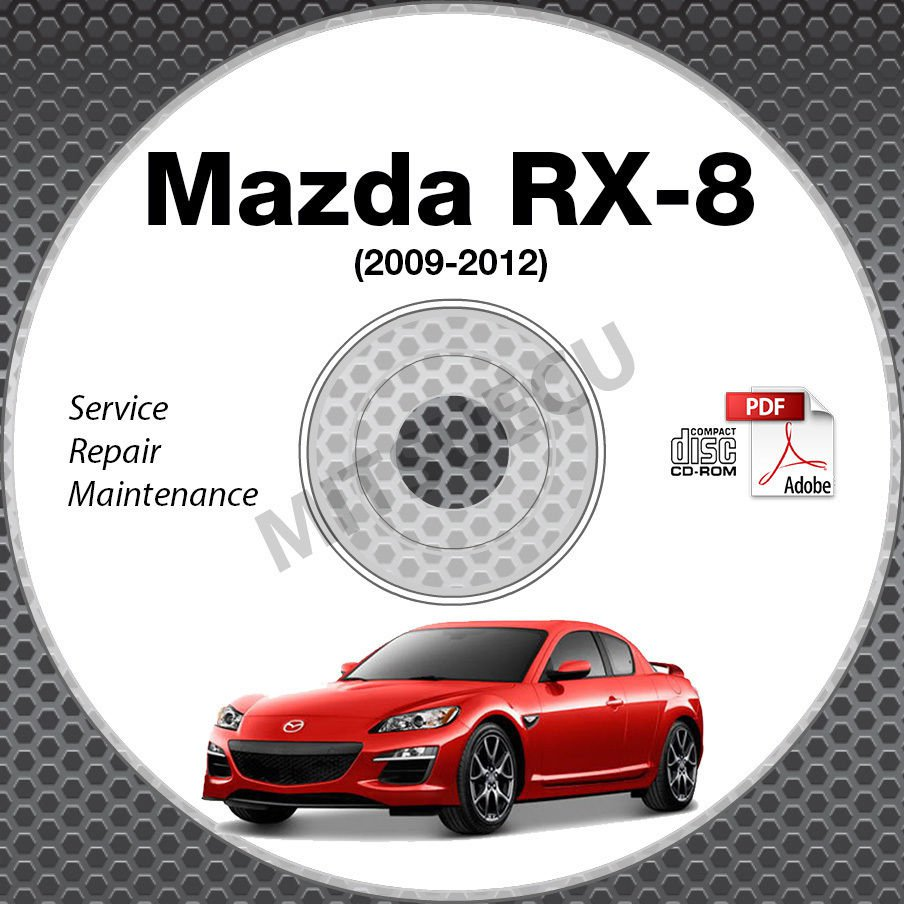2010 mazda cx-7 shop manual