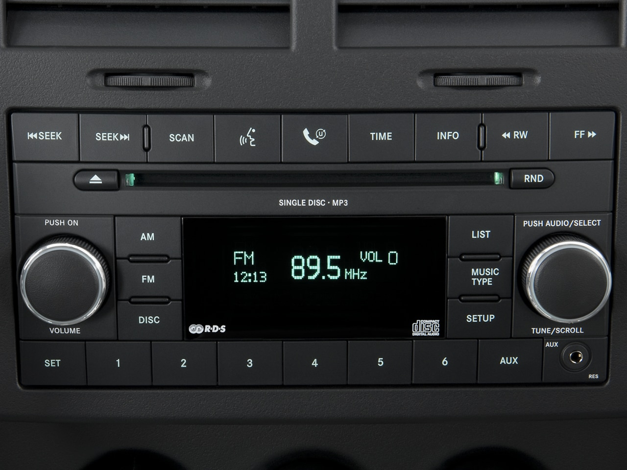2012 jeep liberty radio manual