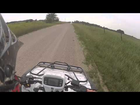 2013 honda rubicon trail edition 500 service manual