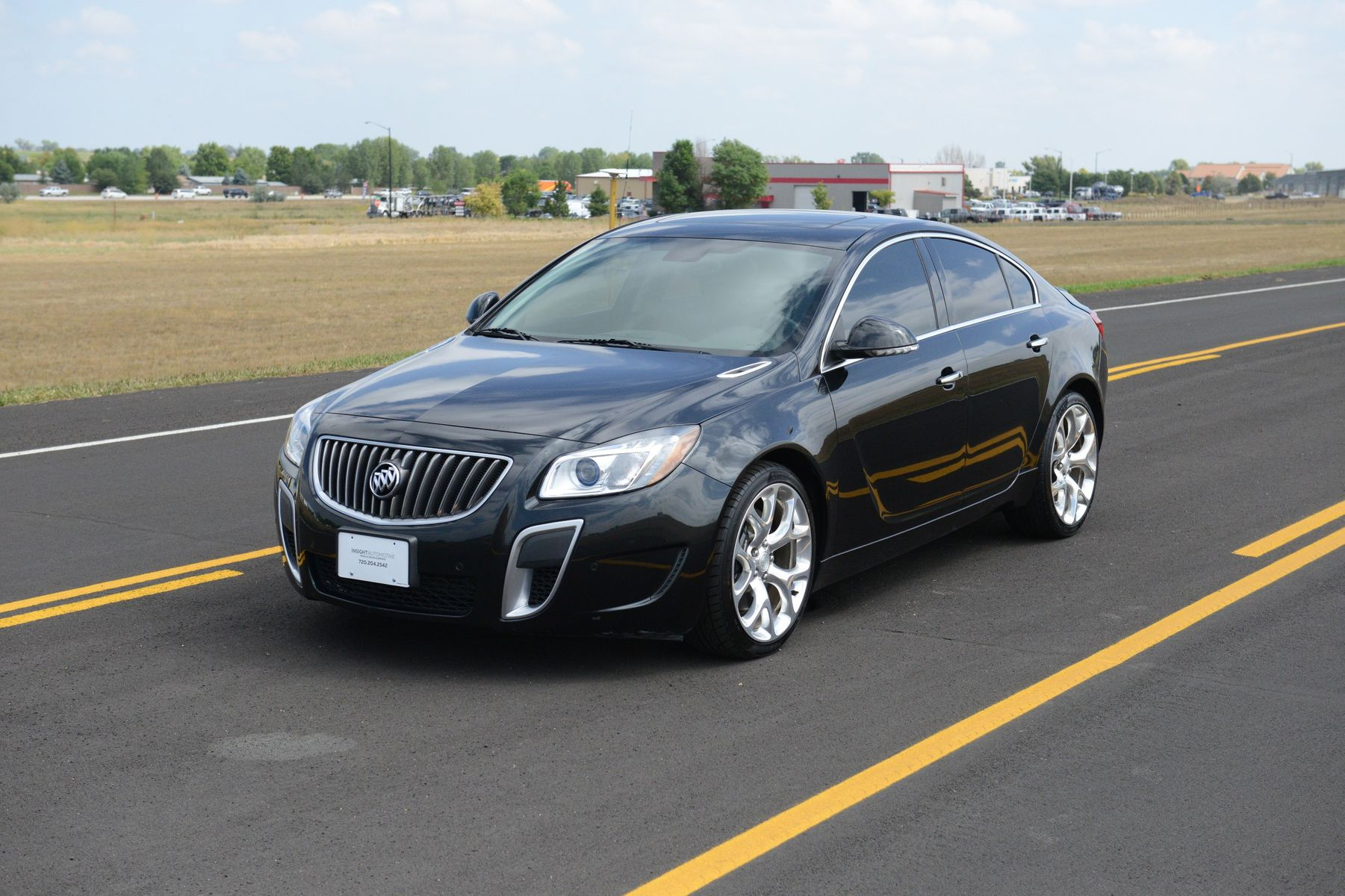 2014 buick regal gs manual transmission