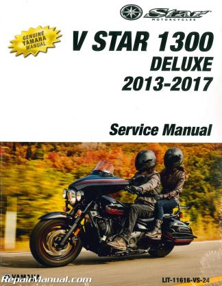 2014 v star 1300 deluxe owners manual